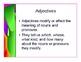 Adjectives Grammar Practice C