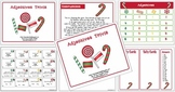 Adjectives Holiday Trivia Game