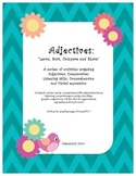 Adjectives:  Learn, Sort, Compare and Share