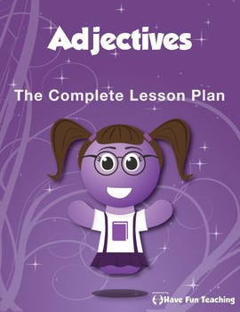 Adjectives Lesson Plan