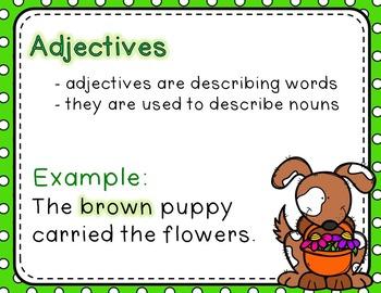 Adjectives - Mimio Activity Combo