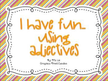 Adjectives Mini-Unit