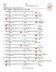 Adjectives Multiple Choice Exam