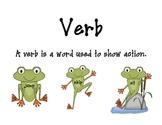 Adjectives, Nouns, and Verbs:  Making Sentences