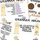 Adjectives Parts of Speech Review Game PowerPoint - Grammar Ninja