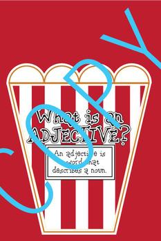 Adjectives - Popcorn Style