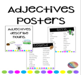Adjectives Posters