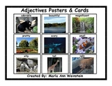 Adjectives Posters & Cards