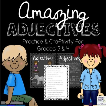 Adjectives - Canadian and American Spellings Included