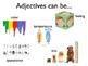 Adjectives: Presentation & Workbook