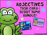 Adjectives Scoot Game Bundle