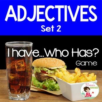 Adjectives Set 2