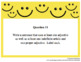 Adjectives Stations Review Task Card Activity
