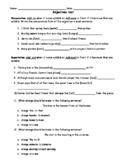 Adjectives Test