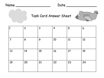 Adjectives That Compare Task Cards For Journeys Grade 2