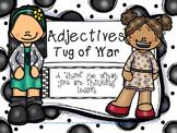 Adjectives Tug of War