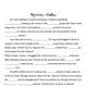 Adjectives Unit Materials