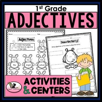 First Grade Adjectives
