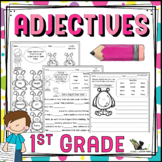 Adjectives - 1st Grade