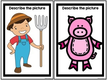 Adjectives Worksheets - Task Cards - Posters