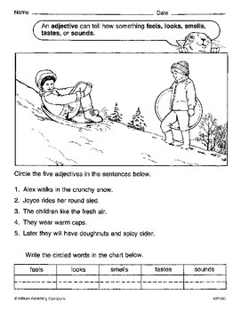 Adjectives and Adverbs (CCSS L.2.1e)