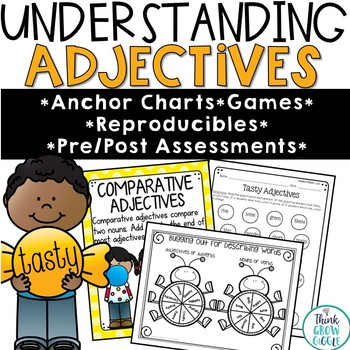 Adjectives and Adverbs Activities