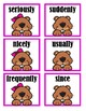 Adjective and Adverb Groundhogs