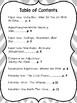 Adjectives and Adverbs Mentor Sentences Bundle