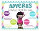 Adjectives and  Adverbs Mini Unit