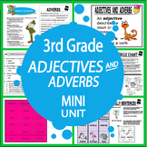 Comparative and Superlative Adjectives & Adverbs – Adjective & Adverb Activities