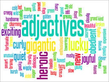 Adjectives and Adverbs Unit