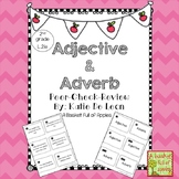 Adjectives and Adverbs: Cooperative Learning