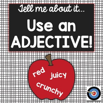 Adjectives and Nouns with Apples