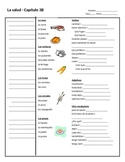 Adjectives and Ser Cornell Notes- Realidades 3B