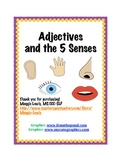 Adjectives and the 5 Senses