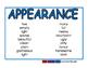 Adjectives blue