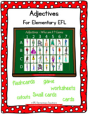 Adjectives for Elementary ELL