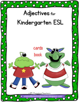 Adjectives for Preschool ELL