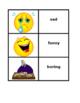 Adjectives in English Concentration games