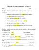 Adjectives that Compare--Grammar Assessment