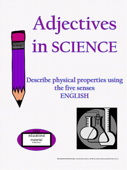 Adjectives to describe physical properties (English)
