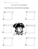 Adjectives with George Washington
