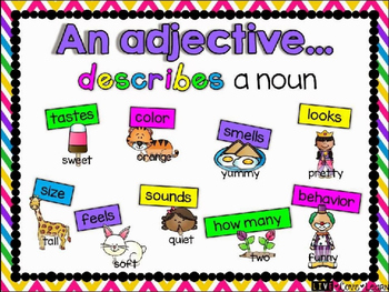 Adjectives with Senses
