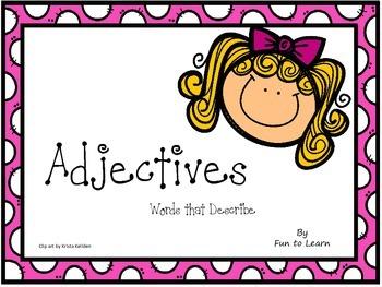 Adjectivites