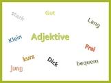 Adjektive-