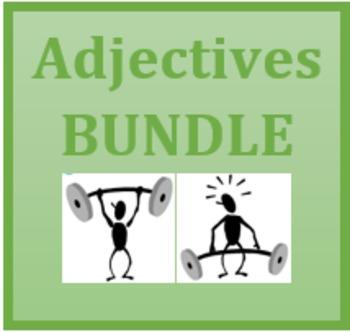Adjektive (German Adjectives) Bundle