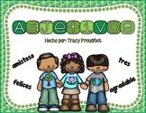 Adjetivos (Adjectives in Spanish)