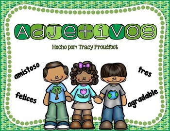 Adjetivos (Adjectives in Spanish)
