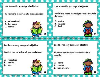 Adjetivos - Gramática