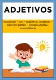 Adjetivos ( Língua Portuguesa )